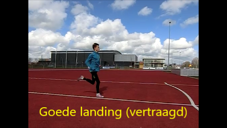 Goede landing